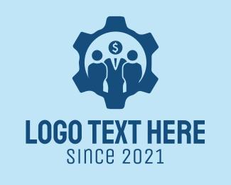 Purchase - Blue Financial Agency logo design