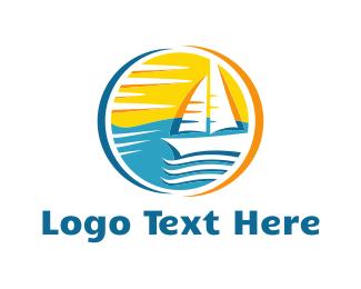 Sport - Sun Sailor logo design