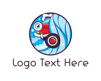 Automobile - Car Wash logo design