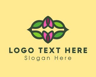 Pattern - Floral Pattern logo design