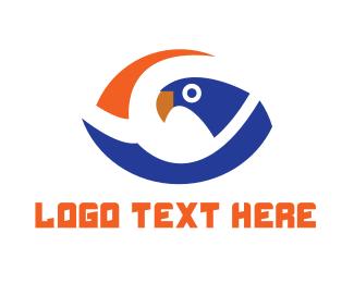 Macaw - Macaw Vision logo design