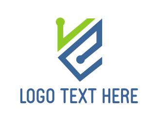 V & E Logo