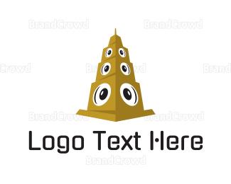 Stereo - Tower Stereo logo design