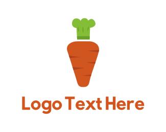 Carrot - Carrot Chef logo design