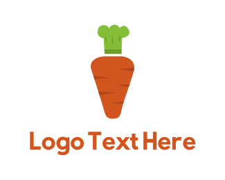 Carrot - Carrot Chef logo design