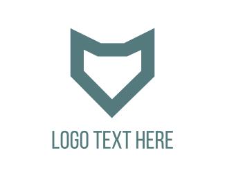 Bold - Modern Fox logo design
