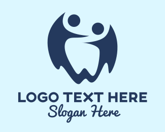 Dental - Dental Team logo design