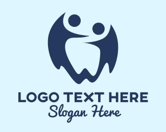 Dental - Dental Team logo design