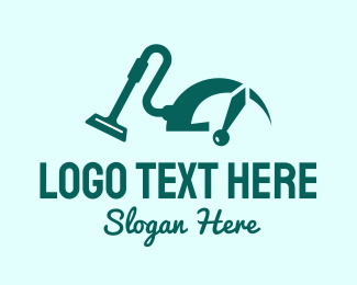 Sewer Cleaning - Vacuum Cleaning Speed  logo design