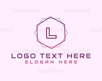 Lettermark - Minimalist Lettermark Brand logo design