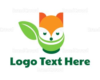 Restaurant - Raccoon Leaf Restaurant logo design