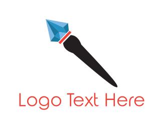Handcraft - Precious Art logo design