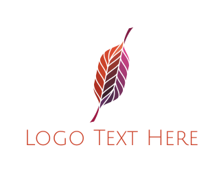Quill - Red Quill logo design
