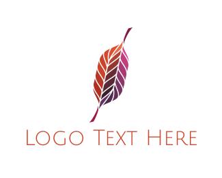 Plumage - Red Quill logo design