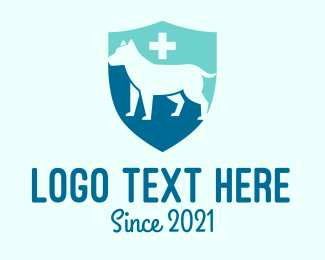 Pitbull - Animal Healthcare Clinic  logo design