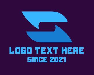 Letter S - Modern Letter S logo design