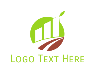 Field - Agriculture Growth logo design
