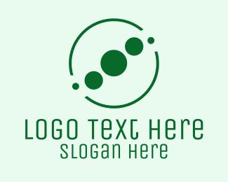 Telco - Simple Green Tech Company  logo design