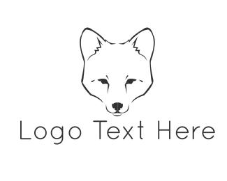 Ear - Black Fox logo design