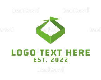 Sandbox - Snake Box logo design