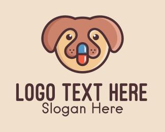 Medicine - Dog Medicine logo design