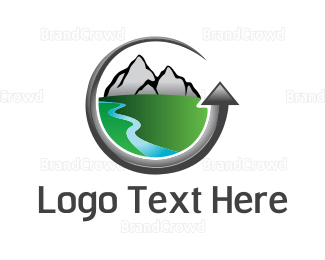 Landscape - Landscape Cycle logo design