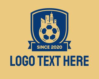 Fc - Soccer City Emblem logo design