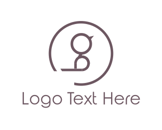Little - Round Chicken logo design