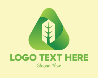 Ecosystem - Green Tree Care logo design