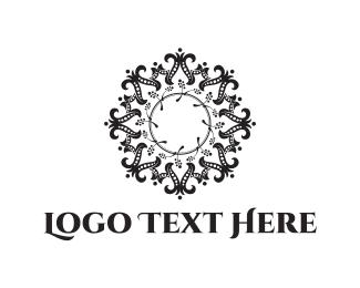 Etsy - Luxurious Flower logo design