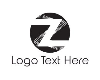 Record Label - Letter Z logo design