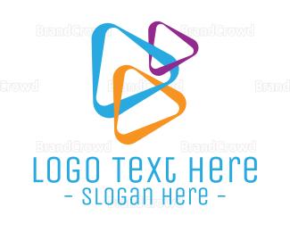 Chain - Link Media  logo design
