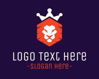 Scotland - Red Royal Lion logo design