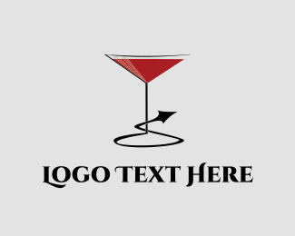 Cocktail - Naughty Cocktail logo design