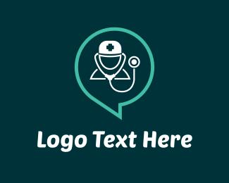 Doctor - Medical Doctor Nurse logo design