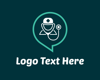 Healthcare - Doctor Idea logo design