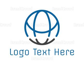 Freight - Minimalist Atlas logo design
