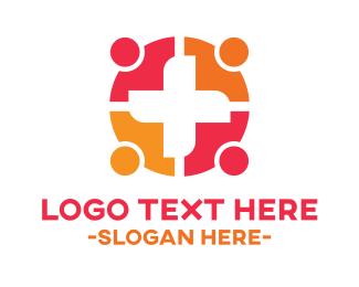 More - Community Hospital logo design