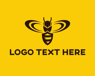 Pest Control - Shield Insect logo design