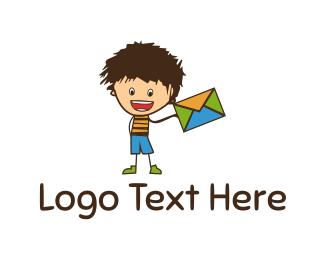 Child - Child Mail logo design
