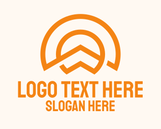Morning - Orange Morning Sun logo design