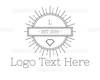 Circle - Hipster Circle logo design