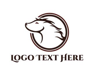 Wild - Wild Hyena logo design