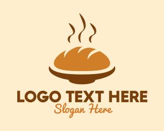 Bakery - Bread Loaf Bakery logo design