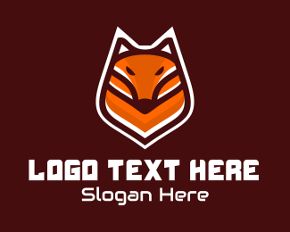 """Fox Gaming Mascot"" by novita007"