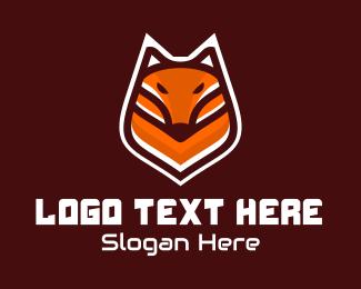 Fortnite - Fox Gaming Mascot logo design