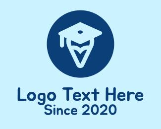 Location - Academic Location logo design