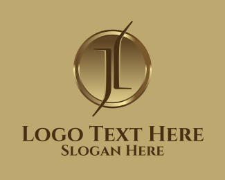Costly - Letter JL Elegant Jewelry  logo design
