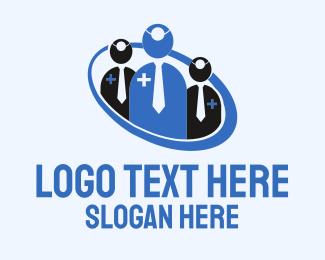 Physician - Medical Team logo design