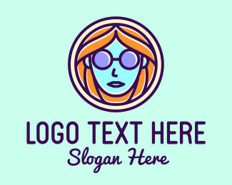 Sunglasses - Fashion Girl Sunglasses logo design